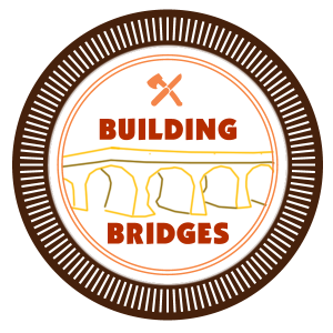 Building Bridges badge